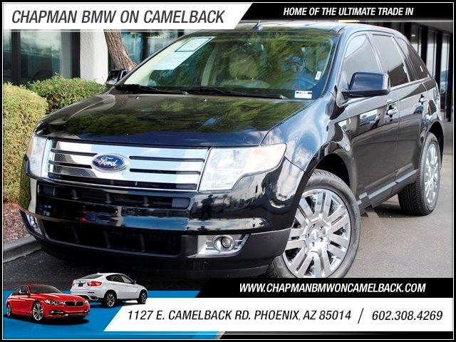 2008 Ford Edge Limited 54292 miles 1127 E Camelback BUY WITH CONFIDENCE Chapman BMW Used