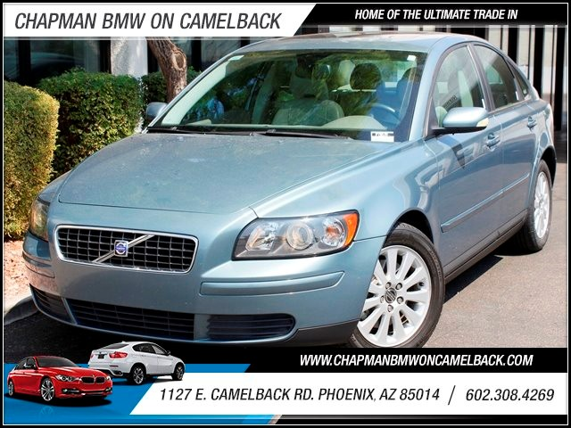 2005 Volvo S40 24i 51650 miles 1127 E Camelback BUY WITH CONFIDENCE Chapman BMW Used Car