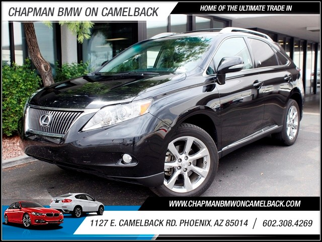 2011 Lexus RX 350 70514 miles 1127 E Camelback BUY WITH CONFIDENCE Chapman BMW is located