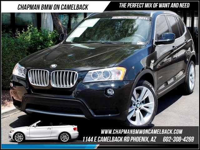 2011 BMW X3 xDrive35i 47866 miles 1144 E Camelback Summer is here and the deals are sizzling C