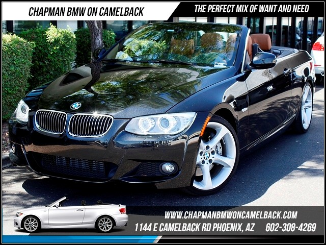 2011 BMW 3-Series Conv 335i 15543 miles 1144 E Camelback Summer is here and the deals are sizzli