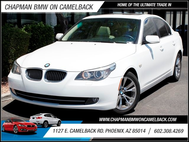 2010 BMW 5-Series 535i 55188 miles 1127 E Camelback BUY WITH CONFIDENCE Chapman BMW is lo