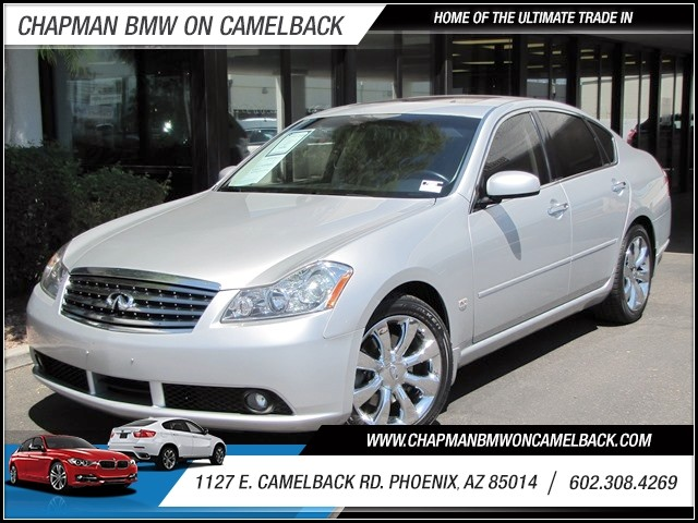 2007 Infiniti M45 72139 miles 1127 E Camelback BUY WITH CONFIDENCE Chapman BMW Used Car C