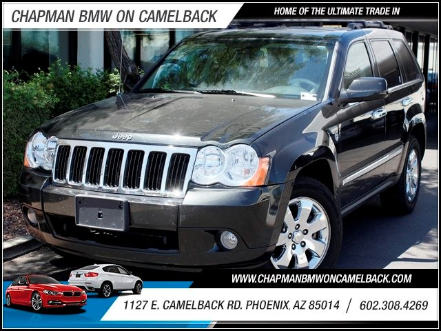 2009 Jeep Grand Cherokee Limited 73116 miles 1127 E Camelback BUY WITH CONFIDENCE Chapman