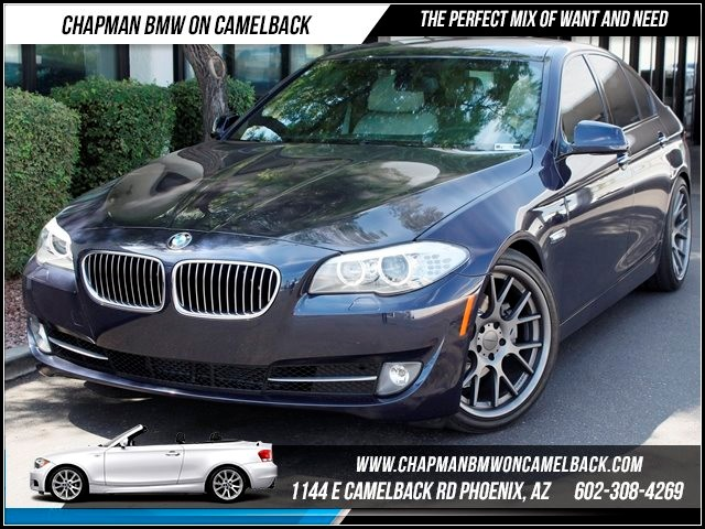 2012 BMW 5-Series 528i Sport Pkg Nav 45777 miles 1127 E Camelback BUY WITH CONFIDENCE Cha