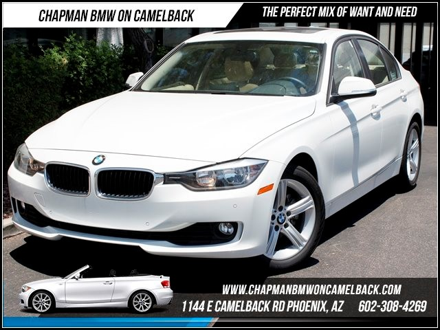 2013 BMW 3-Series Sdn 328i Prem Pkg Nav 17924 miles 1144 E Camelback The BMW Certified Edge Sale