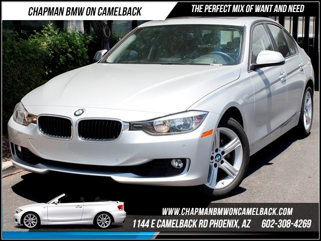 2013 BMW 3-Series Sdn 328i Prem Tech Pkg 7968 miles 1144 E Camelback Summer is here and the deal