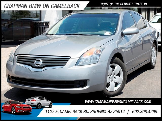 2008 Nissan Altima 25 S 84246 miles 1127 E Camelback BUY WITH CONFIDENCE Chapman BMW is