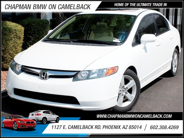2006 Honda Civic EX 65493 miles 1127 E Camelback BUY WITH CONFIDENCE Chapman BMW is locat