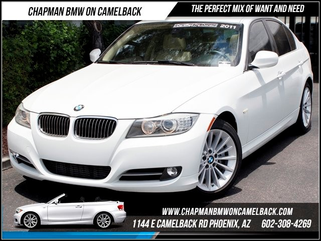 2011 BMW 3-Series Sdn 335i 35277 miles 1144 E Camelback Summer is here and the deals are sizzlin