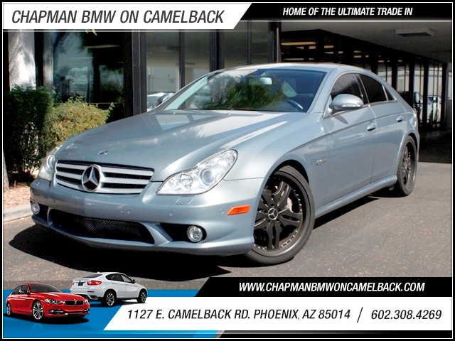 2007 Mercedes CLS-Class CLS63 AMG 83546 miles 1127 E Camelback BUY WITH CONFIDENCE Chapma