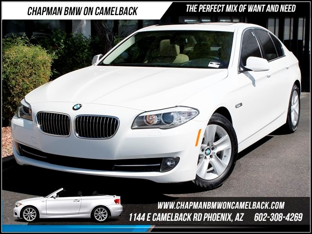 2011 BMW 5-Series 528i 57778 miles 1144 E Camelback Summer is here and the deals are sizzling