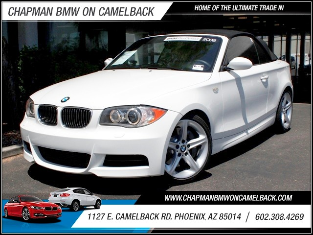 2008 BMW 1-Series 135i 51799 miles 1127 E Camelback BUY WITH CONFIDENCE Chapman BMW is lo