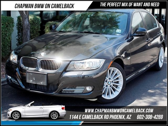 2011 BMW 3-Series Sdn 335d Prem Pkg Nav 37229 miles 1144 E Camelback Summer is here and the deal