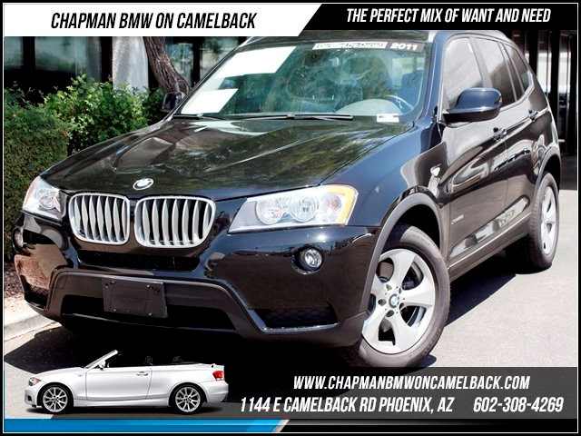 2011 BMW X3 xDrive28i 33236 miles 1144 E Camelback Summer is here and the deals are sizzling C