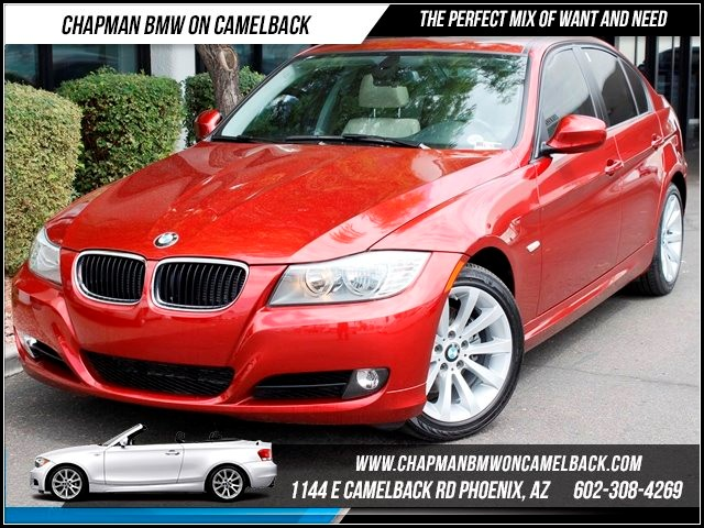 2011 BMW 3-Series Sdn 328i 24064 miles 1144 E Camelback Summer is here and the deals are sizzlin