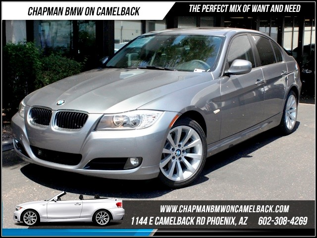 2011 BMW 3-Series Sdn 328i Prem Pkg 58787 miles 1144 E Camelback The BMW Certified Edge Sales Ev