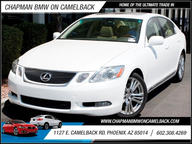 2007 Lexus GS 350 71101 miles 1127 E Camelback BUY WITH CONFIDENCE Chapman BMW is located