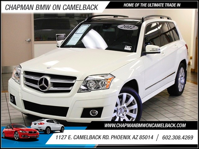 2012 Mercedes GLK-Class GLK350 34382 miles 1127 E Camelback BUY WITH CONFIDENCE Chapman B