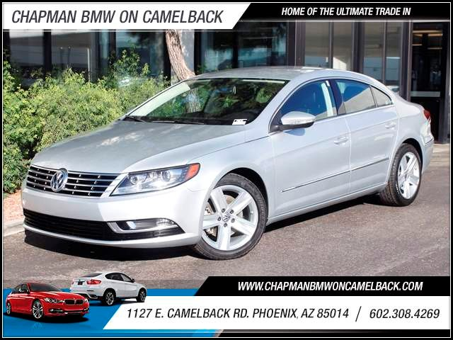2013 Volkswagen CC R-Line PZEV 35403 miles 1127 E Camelback BUY WITH CONFIDENCE Chapman B