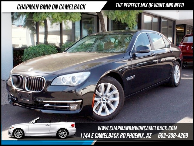 2013 BMW 7-Series 740Li 1180 miles 1144 E Camelback Summer is here and the deals are sizzling