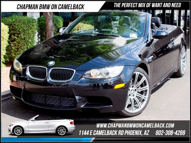 2011 BMW M3 19597 miles 1144 E Camelback Summer is here and the deals are sizzling Chapman BMW