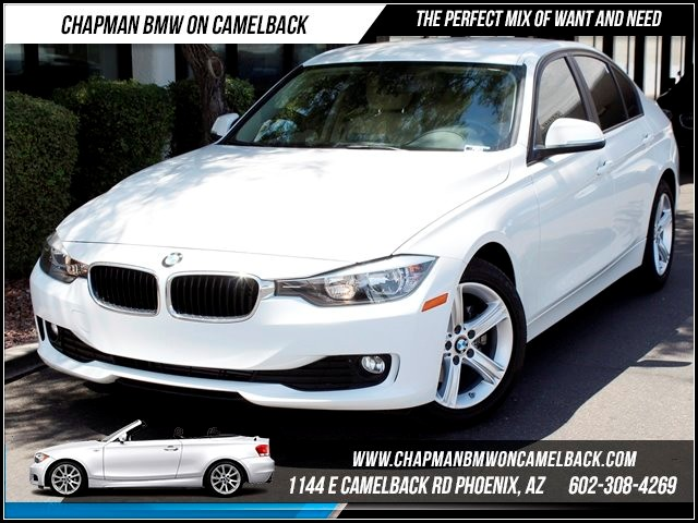 2013 BMW 3-Series Sdn 320i 4132 miles 1144 E Camelback Summer is here and the deals are sizzling
