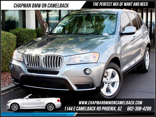 2011 BMW X3 xDrive28i 34758 miles 1144 E Camelback Summer is here and the deals are sizzling C