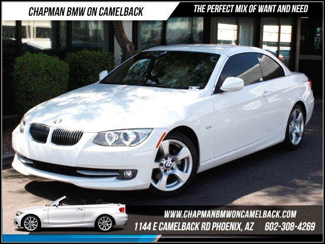 2011 BMW 3-Series Conv 328i 30669 miles 1144 E Camelback Summer is here and the deals are sizzli