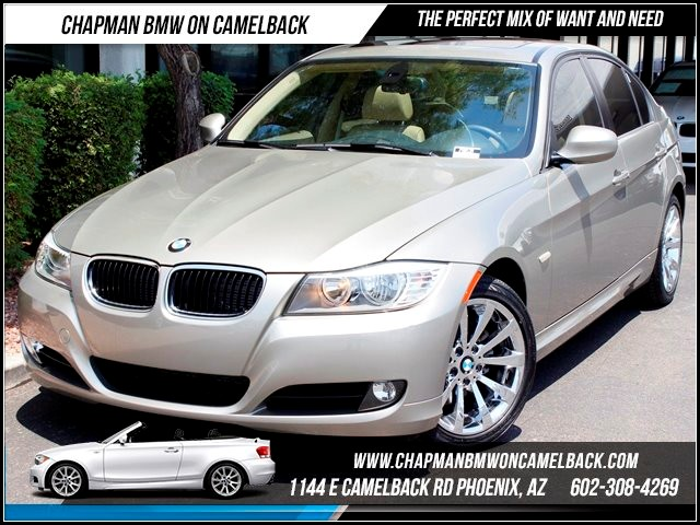 2011 BMW 3-Series Sdn 328i Prem Nav 33484 miles 1144 E Camelback Summer is here and the deals ar