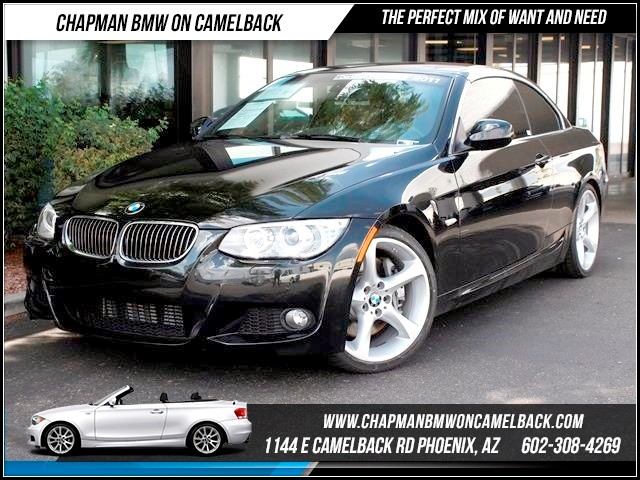 2011 BMW 3-Series Conv 335i PremM Sport Pkg Nav 29075 miles 1144 E Camelback Summer is here and