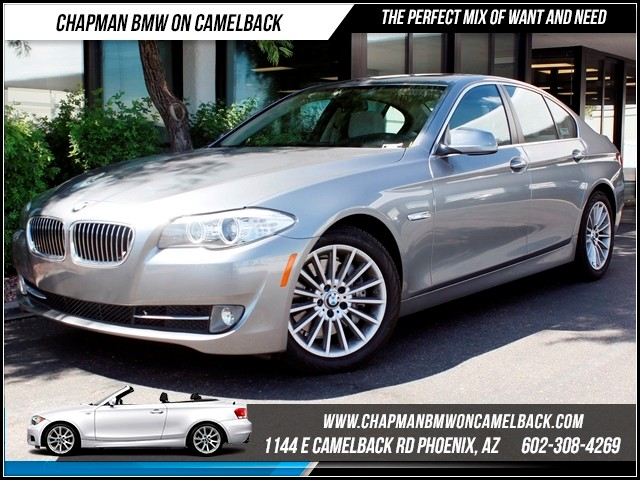 2011 BMW 5-Series 535i 38573 miles 1144 E Camelback Summer is here and the deals are sizzling