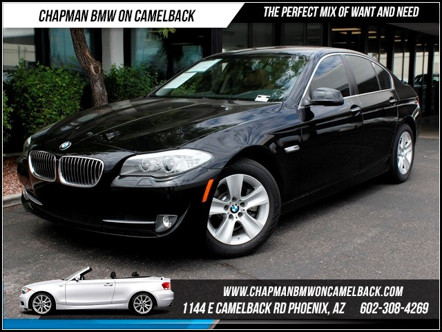2012 BMW 5-Series 528i 30920 miles 1144 E Camelback Summer is here and the deals are sizzling
