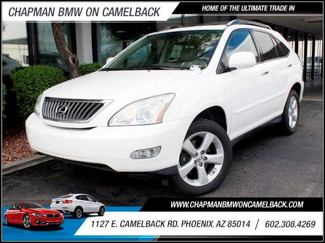 2009 Lexus RX 350 61478 miles 1127 E Camelback BUY WITH CONFIDENCE Chapman BMW is located
