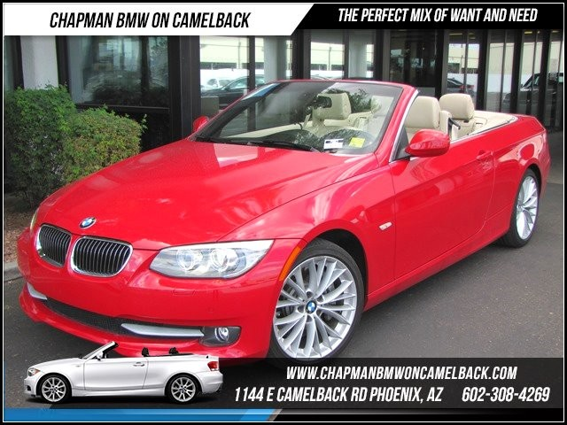 2011 BMW 3-Series Conv 335i 30989 miles 1144 E Camelback The BMW Certified Edge Sales Event If