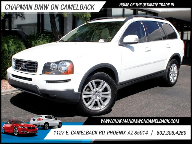 2010 Volvo XC90 32 44854 miles 1127 E Camelback BUY WITH CONFIDENCE Chapman BMW is locat
