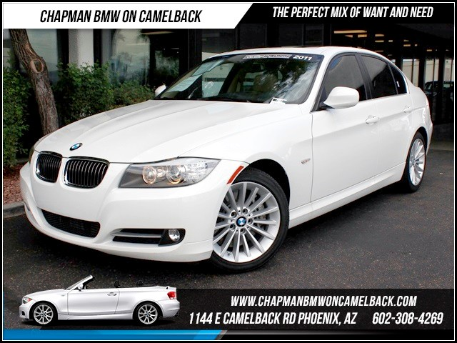 2011 BMW 3-Series Sdn 335i 32744 miles 1144 E Camelback The BMW Certified Edge Sales Event If