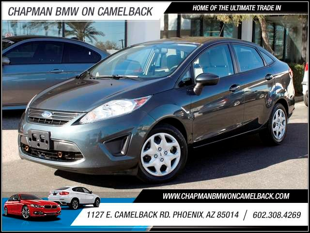 2011 Ford Fiesta S 19626 miles 1127 E Camelback BUY WITH CONFIDENCE Chapman BMW is locate