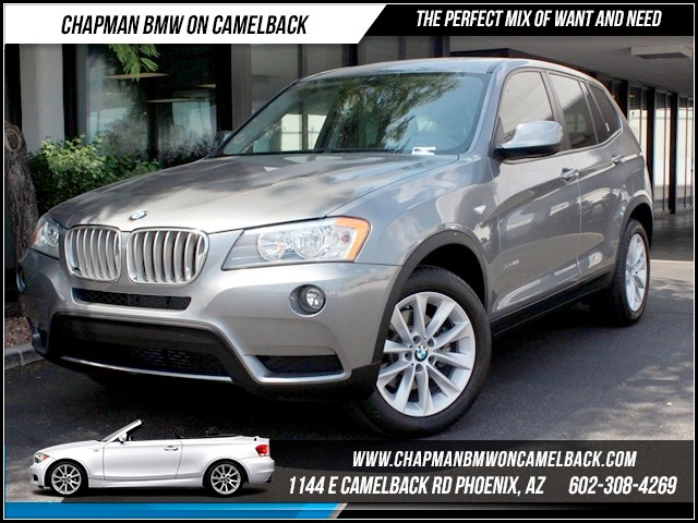 2014 BMW X3 xDrive28i 10998 miles 1144 E Camelback The BMW Certified Edge Sales Event If you h