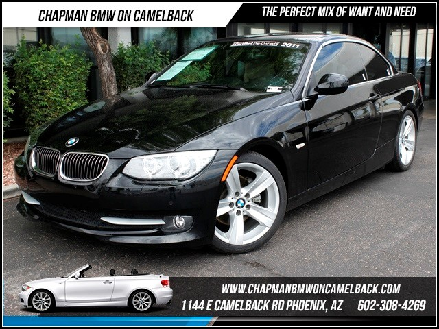 2011 BMW 3-Series Conv 328i 36349 miles 1144 E Camelback The BMW Certified Edge Sales Event If