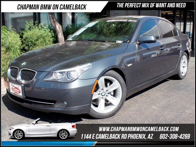 2010 BMW 5-Series 528i 57181 miles 1144 E Camelback The BMW Certified Edge Sales Event If you