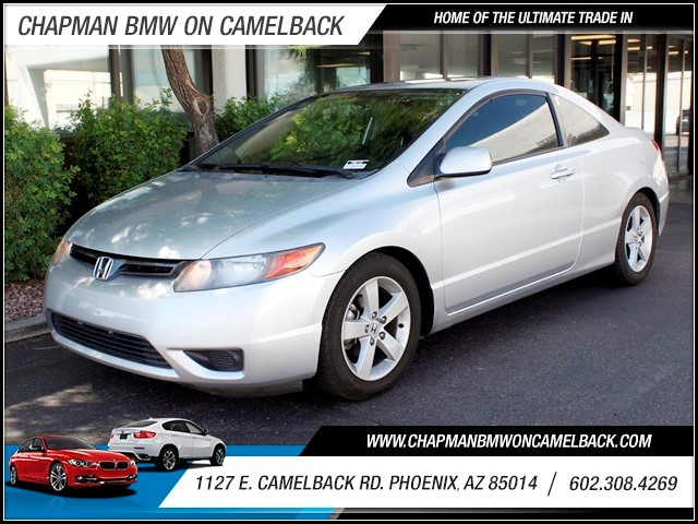 2006 Honda Civic EX 77026 miles 1127 E Camelback Rd Summer Deals are Hot we have the largest