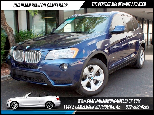 2011 BMW X3 xDrive28i 40723 miles 1144 E Camelback The BMW Certified Edge Sales Event If you h