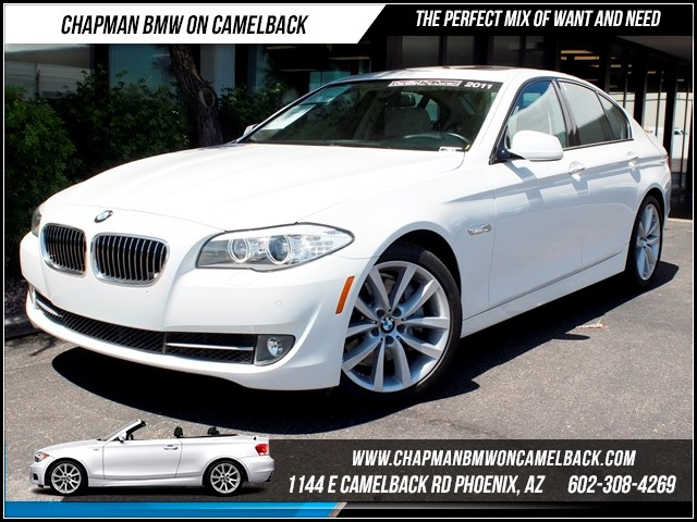 2011 BMW 5-Series 535i 29513 miles 1144 E Camelback The BMW Certified Edge Sales Event If you