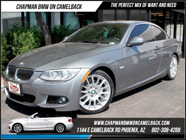 2011 BMW 3-Series Conv 328i 16691 miles 1144 E Camelback The BMW Certified Edge Sales Event If
