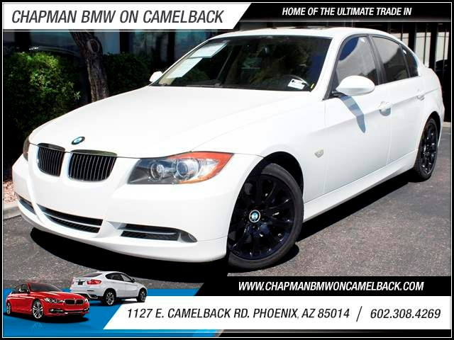 2008 BMW 3-Series Sdn 335i 81280 miles 1127 E Camelback BUY WITH CONFIDENCE Chapman BMW i
