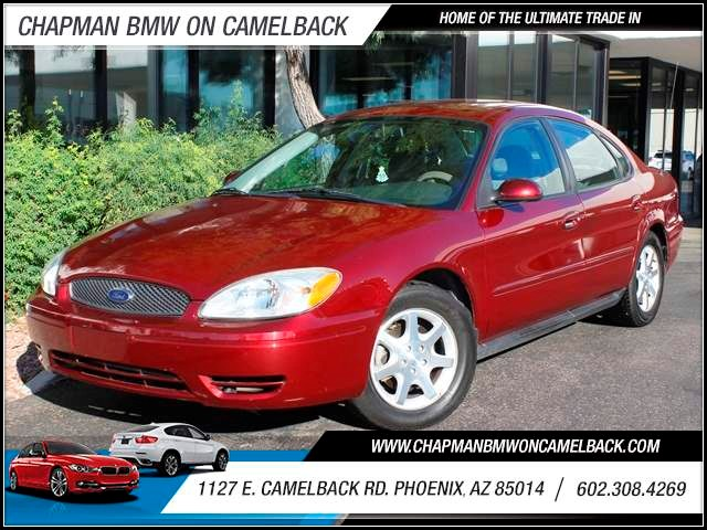 2006 Ford Taurus SEL 56853 miles 1127 E Camelback BUY WITH CONFIDENCE Chapman BMW is loca