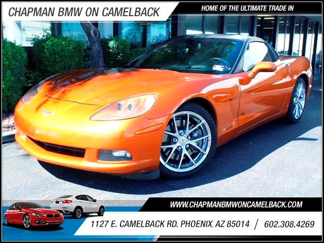2007 Chevrolet Corvette 54680 miles 1127 E Camelback BUY WITH CONFIDENCE Chapman BMW is l