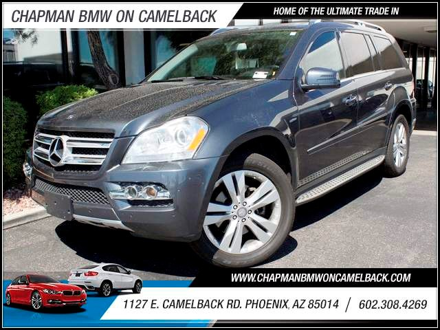 2011 Mercedes GL-Class GL350 BlueTEC 58193 miles 1127 E Camelback BUY WITH CONFIDENCE Cha