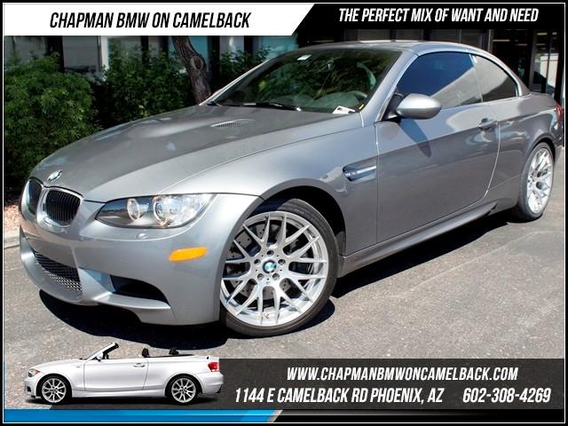 2011 BMW M3 Prem Tech Nav 13753 miles 1144 E Camelback The BMW Certified Edge Sales Event If y
